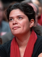 Photo of Raquel Garrido