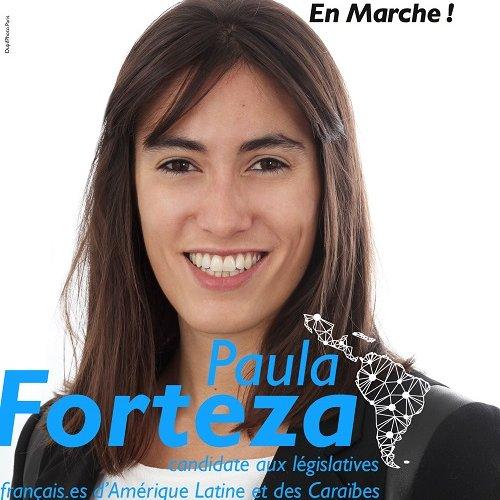 Photo of Paula Forteza